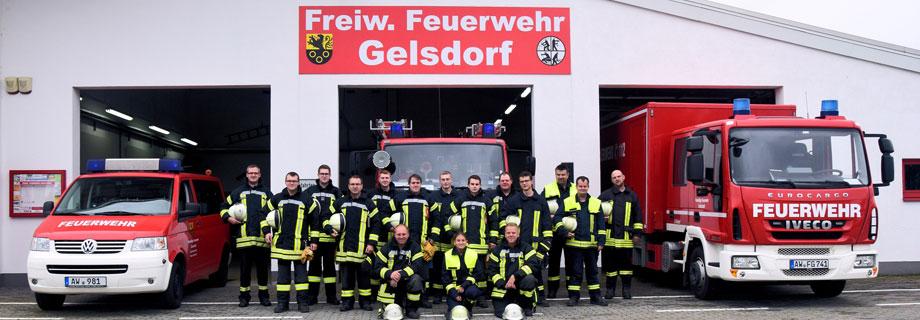 Freiwillige Feuerwehr Gelsdorf